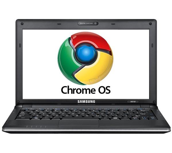 Actualización de Google Chrome OS con soporte para Netflix