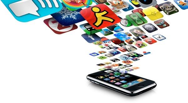Las descargas de apps llegarán pronto a cien mil millones