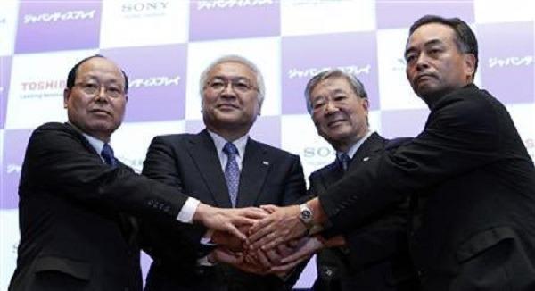 Toshiba, Sony e Hitachi se unen para crear pantallas