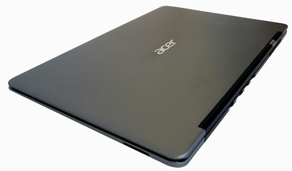 Acer Aspire S3, un portátil ligero, potente y muy delgado