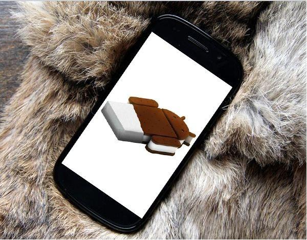 Android 4.0 Ice Cream Sandwich podría llegar en octubre
