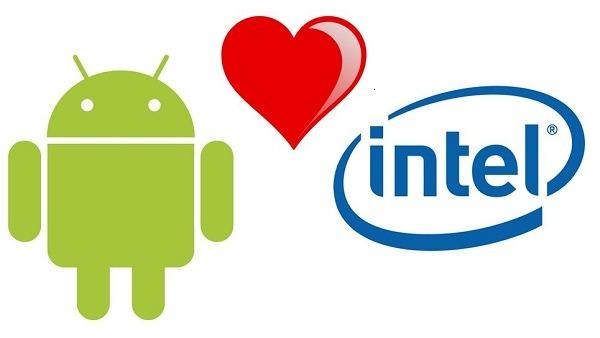 Intel fabricará procesadores Atom para Android