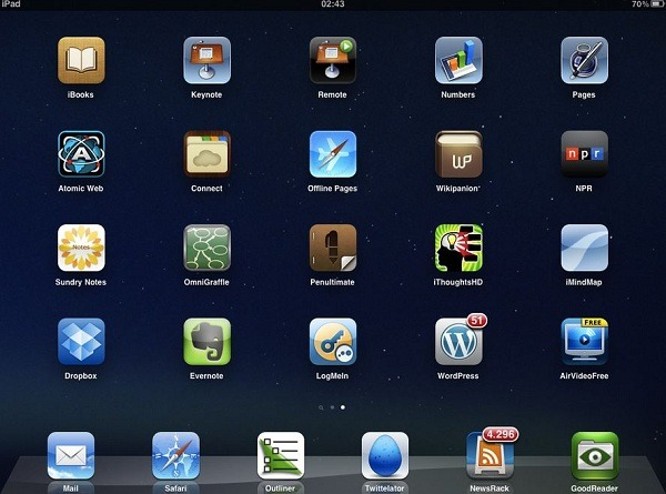 Se descargarán 18.000 millones de apps en 2011