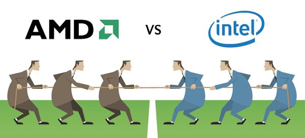 Intel aumenta su dominio en el mercado de los procesadores