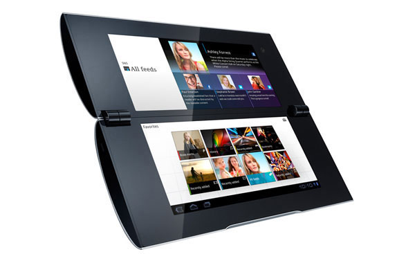 Sony Tablet P, tablet Android de doble pantalla