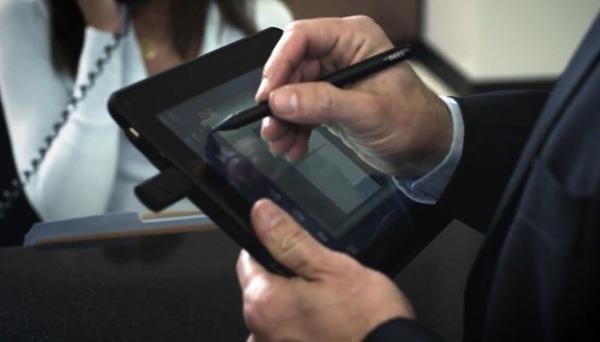Dell Latitude ST, tablet profesional con Windows 7
