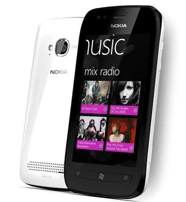 Nokia Lumia 710, móvil asequible con buenas prestaciones