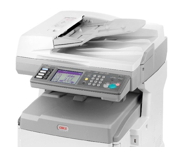 OKI MC851, impresora láser multifunción A3 para Pymes