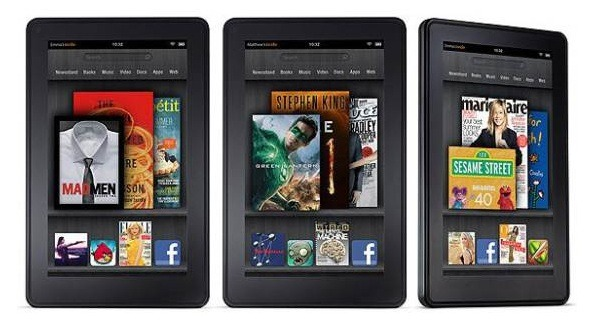 Amazon Kindle Fire venderá 2,5 millones de tablets en un dí­a