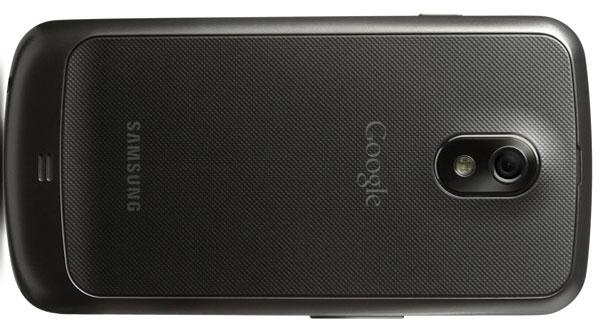 Samsung Galaxy Nexus, el nuevo móvil de Google con Android 4