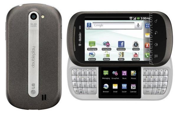 LG DoublePlay, smartphone de LG con pantalla doble