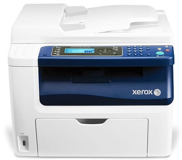 Xerox WorkCentre 6015, impresora multifunción compacta