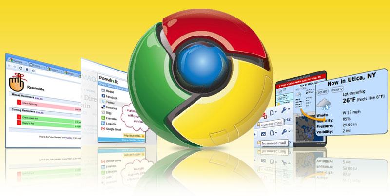 Google Chrome alcanzará a Firefox al finalizar el mes