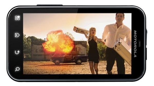 Motorola Defy+, ya está disponible con Movistar y Vodafone