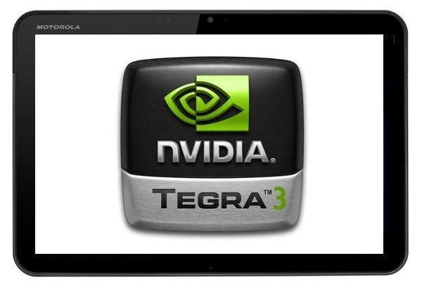 NVIDIA Tegra 3, procesador de cinco núcleos para tablets