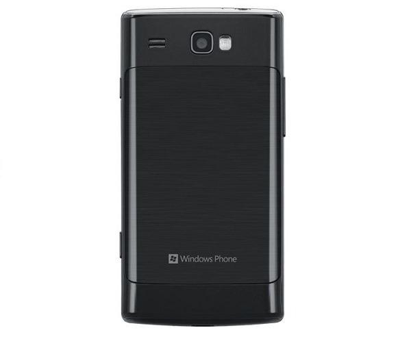 Samsung Focus Flash, móvil con sistema Windows Phone Mango