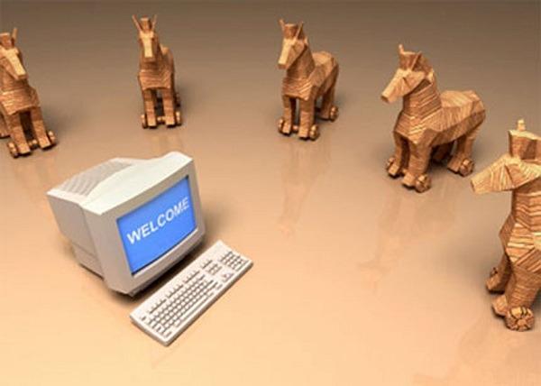 troyanos forman gran parte malware