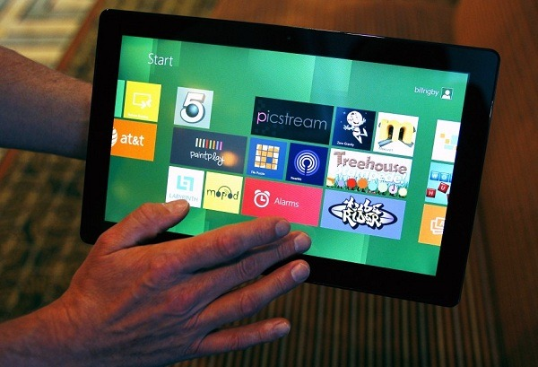 Nokia podrí­a fabricar tablets con Windows 8