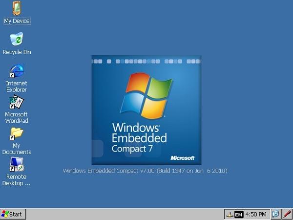 Microsoft enseñará Windows 8 embebido a principios de 2012