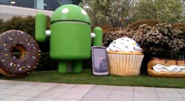 Android 4 Ice Cream Sandwich, nuevas mejoras para Android