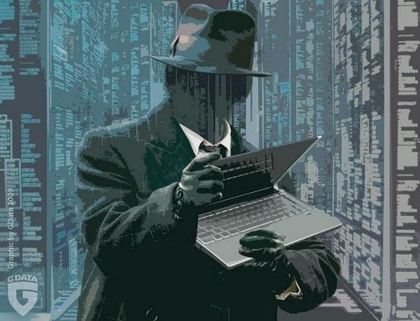 Informe de malware en 2012 según G-Data
