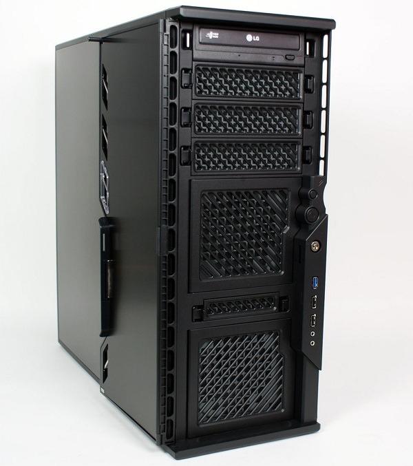 Mountain Studio3D i7-E3000, análisis a fondo con fotos