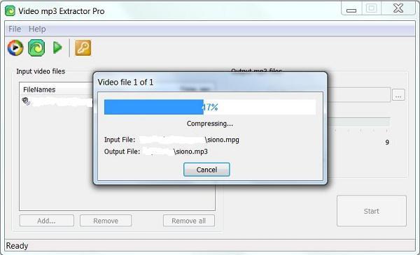 Video MP3 Extractor Pro, extrae el MP3 de los vídeos