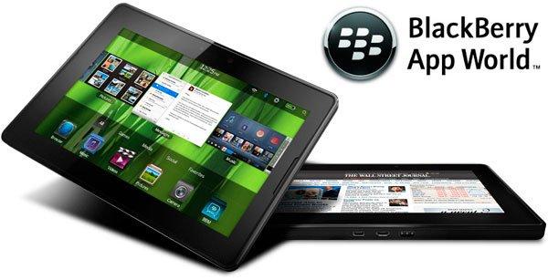 El fracaso de la BlackBerry PlayBook