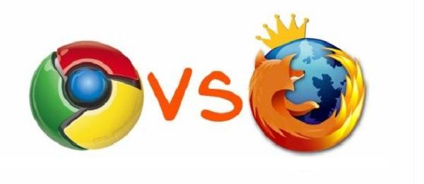 ¿Por qué pierde Firefox frente a Chrome?
