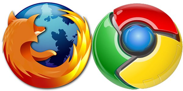 Firefox pierde frente a Chrome
