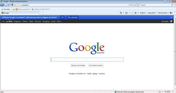 Internet Explorer empezará a actualizarse automáticamente