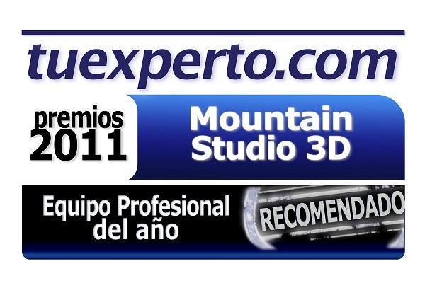 Premio de tuexperto para Mountain como mejor equipo profesional del 2011