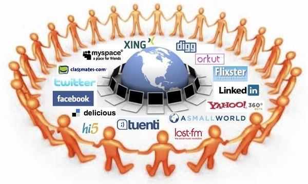 Más del 80% de los internautas utilizan redes sociales