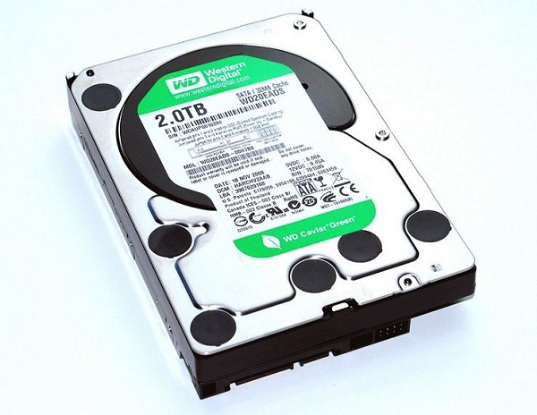 Western Digital recupera una fábrica de discos duros