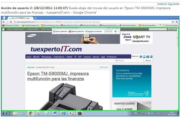 Cómo saber cómo se ha producido un problema en Windows 7