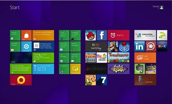 Aplicación para utilizar apps de Android en Windows 8
