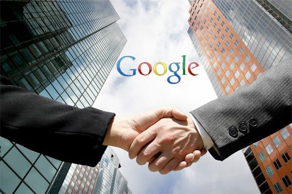 Presiones de Google al gobierno