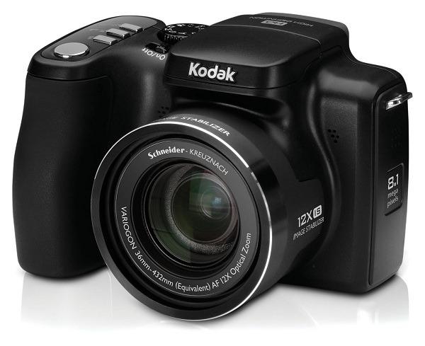 Kodak solicita la quiebra