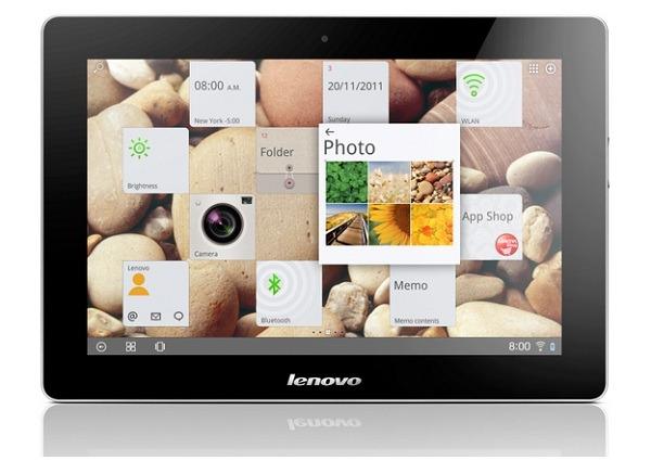 Lenovo IdeaTab A2, tablet con dock en forma de teclado
