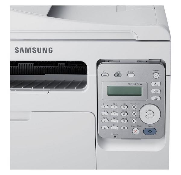 samsung scx 3405 impresora l ser multifunci n de samsung. Black Bedroom Furniture Sets. Home Design Ideas