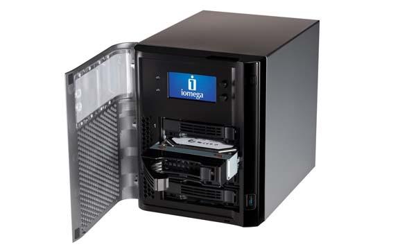 Iomega StorCenter px4-300d y px6-300d Server Class Series