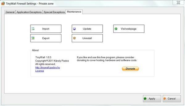 Cómo instalar un cortafuegos o firewall gratis para Windows