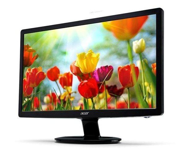 Acer S271HL, monitor muy fino de Acer de 27″