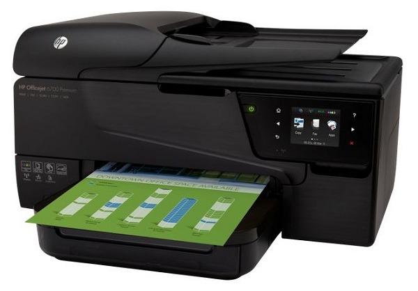 HP Officejet 6700 Premium, impresora multifunción para Pymes