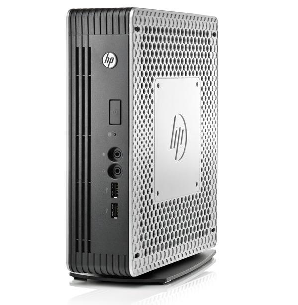 HP t610 y HP t510, thin clientes para entornos empresariales