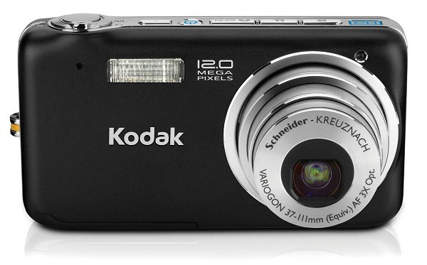 Kodak dejará de vender cámaras digitales