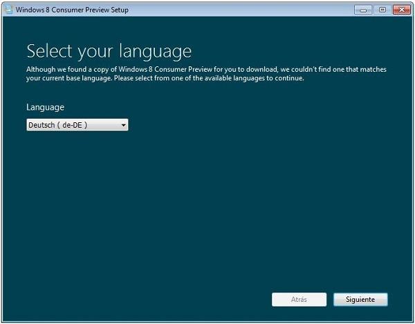 Windows 8, descarga gratis la beta de Windows 8