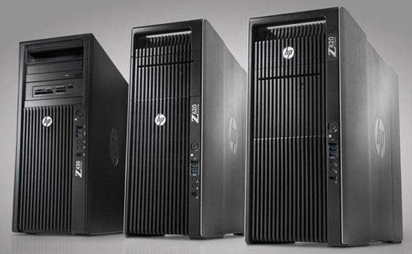 Nuevas estaciones de trabajo de HP