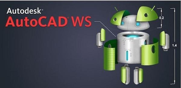 AutoCAD WS, cómo ver gratis documentos AutoCAD desde el móvil