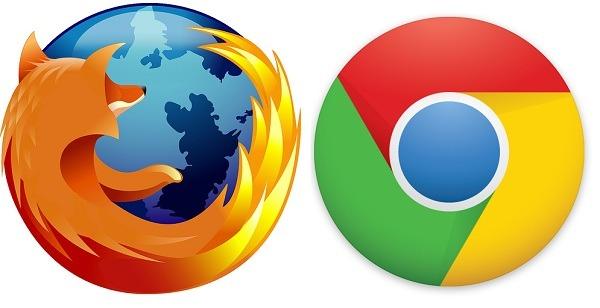 Cómo pasar datos de Chrome a Firefox